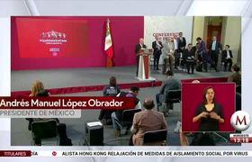 AMLO discusses proposing immigration reform to Trump