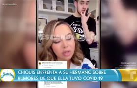 Chiquis Rivera enfrenta a su hermano por un rumor