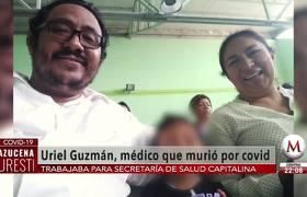 Familia de médico que murió por #coronavirus no tendrá derecho a pensión