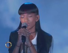 The Queen Latifah Show Willow Smith Performs Summer Fling