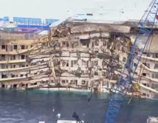 Costa Concordia Salvage Master Finding missing people on wrecked cruise ship is priority