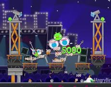 Angry Birds Friends special tournament Rock in Rio HD