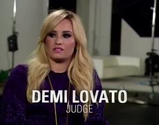 The X Factor USA 2013 Judge Profiles Demi Lovato Season 3