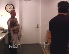 The Ellen Show Scare Videos with Annabelle