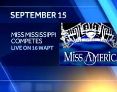 Miss Mississippi on Road to Miss America
