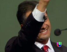Mexico Asks spying explanations Peña Nieto