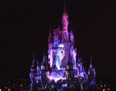 Walt Disney World Celebrate the Magic Villains Halloween version 2013