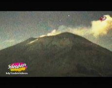 Jaime Maussan en Sabadazo habla de los OVNIs en el Popocatepetl