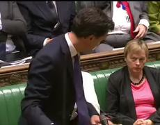 BREAKING British PM David Cameron Loses Commons Vote on Syria Action in UK Parliament