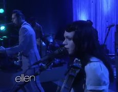 The Ellen Show Jack White Performs Alone in My Home