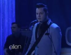 The Ellen Show Jack White Performs Would You Fight for My Love