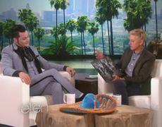 The Ellen Show Jack White Chats with Ellen