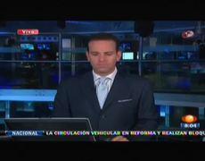 Sismo en la Ciudad de México en el Estudio en Vivo de Primero Noticias con Carlos Loret de Mola