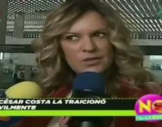 Rebeca de Alba habla acerca de Ricky Martin