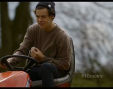 One Direction This Is Us Official Clip Harry Styles 2013 HD