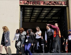 Earthquake of 51 degrees on the Richter scale shakes Mexico City