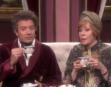 Jimmy Fallon Tensions with Carol Burnett