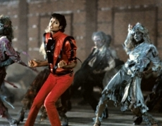 Relaunch Thriller by Michael Jackson in 3D