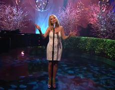 The Tonight Show with Jay Leno Kristin Chenoweths Anthony Weiner Parody