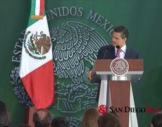 Xolos visits Mexicos president