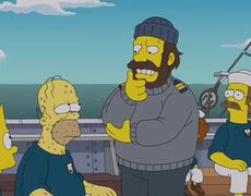 THE SIMPSONS Homers Got Scurvy from The Wreck of the Relationship