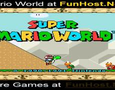 Super Mario World America Game Game Video Trailer