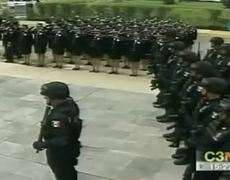 Peña Nieto encabeza 85 aniversario de la Policía Federal