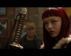 The Wolverine Movie Clip Yukio Hugh Jackman HD
