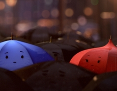 The Blue Umbrella FULL Short Pixar