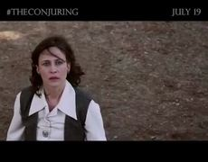 The Conjuring Official Movie TV SPOT Right Behind You 2013 HD Patrick Wilson Movie