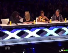 Americas Got Talent 2013 Captain Explosion New Orleans Auditions