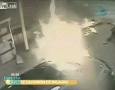 Man is saved from death on 2 occasions