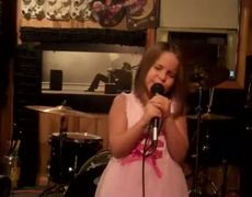 Aaralyn and Izzy Murp Americas Got Talent Contestants performs Autumn Fall