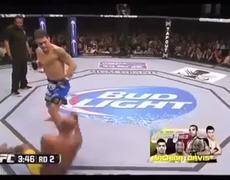 Chris Weidman KO Anderson Silva 2013 UFC 162