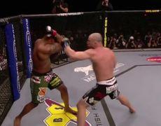 Los mejores KO de la UFC en cámara lenta