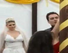 Drunk woman ruins wedding of her best friend