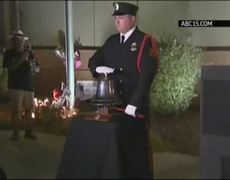 Phoenix Honors Arizona Firefighters