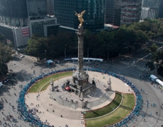 Earthquake of 47 degrees shakes Mexico City