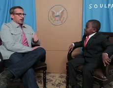 The Kid President interview Steve Carell about Despicable Me 2