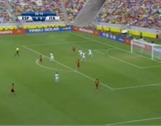 Spain vs Italy Confederations Cup 27062013