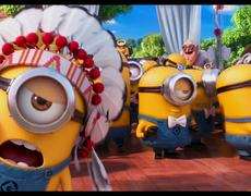 Despicable Me 2 Official Movie TV SPOT Village Minions 2013 HD Animated Sequel