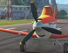 Planes Official Movie TRAILER 2 2013 HD Val Kilmer Julia LouisDreyfus Disney Animated Movie