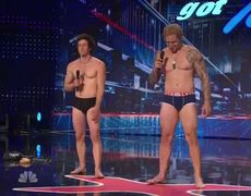 Americas Got Talent 2013 KriStef Brothers Auditions 2562013