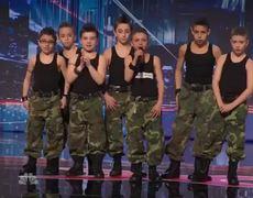 Americas Got Talent 2013 Struck Boys Auditions 2562013