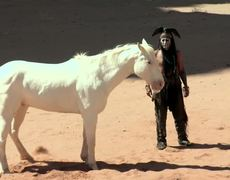 The Lone Ranger Official Movie Clip HiYo Silver Docupod 2013 HD
