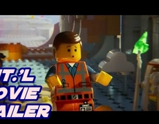The Lego Movie Official International Movie Teaser Trailer 1 2014 HD Lego Movie