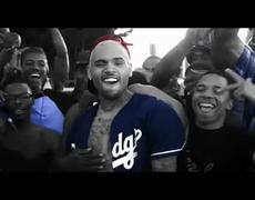 Chris Brown Dont Think They Know ft Aaliyah Official Music Video