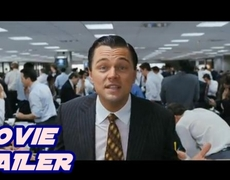 The Wolf of Wall Street Official Movie Trailer 1 2013 HD Martin Scorsese Leonardo DiCaprio