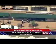 BREAKING NEWS 4 DEAD in Multiple Shooting at Cherokee St Louis Missouri