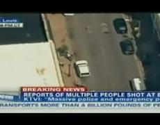 Breaking News Multiple Shot at St Louis Business Missouri